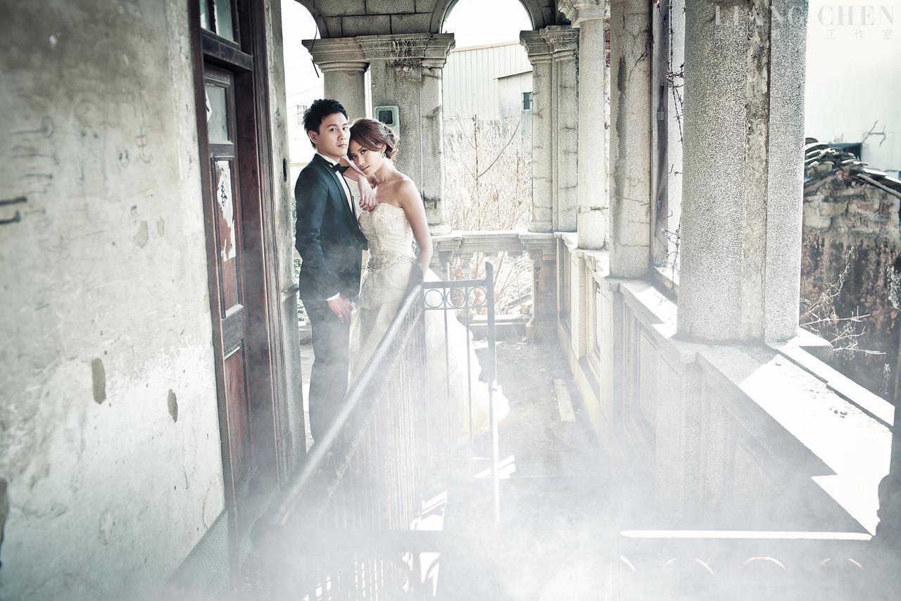 《婚紗》Lorrain&Simon / 台中