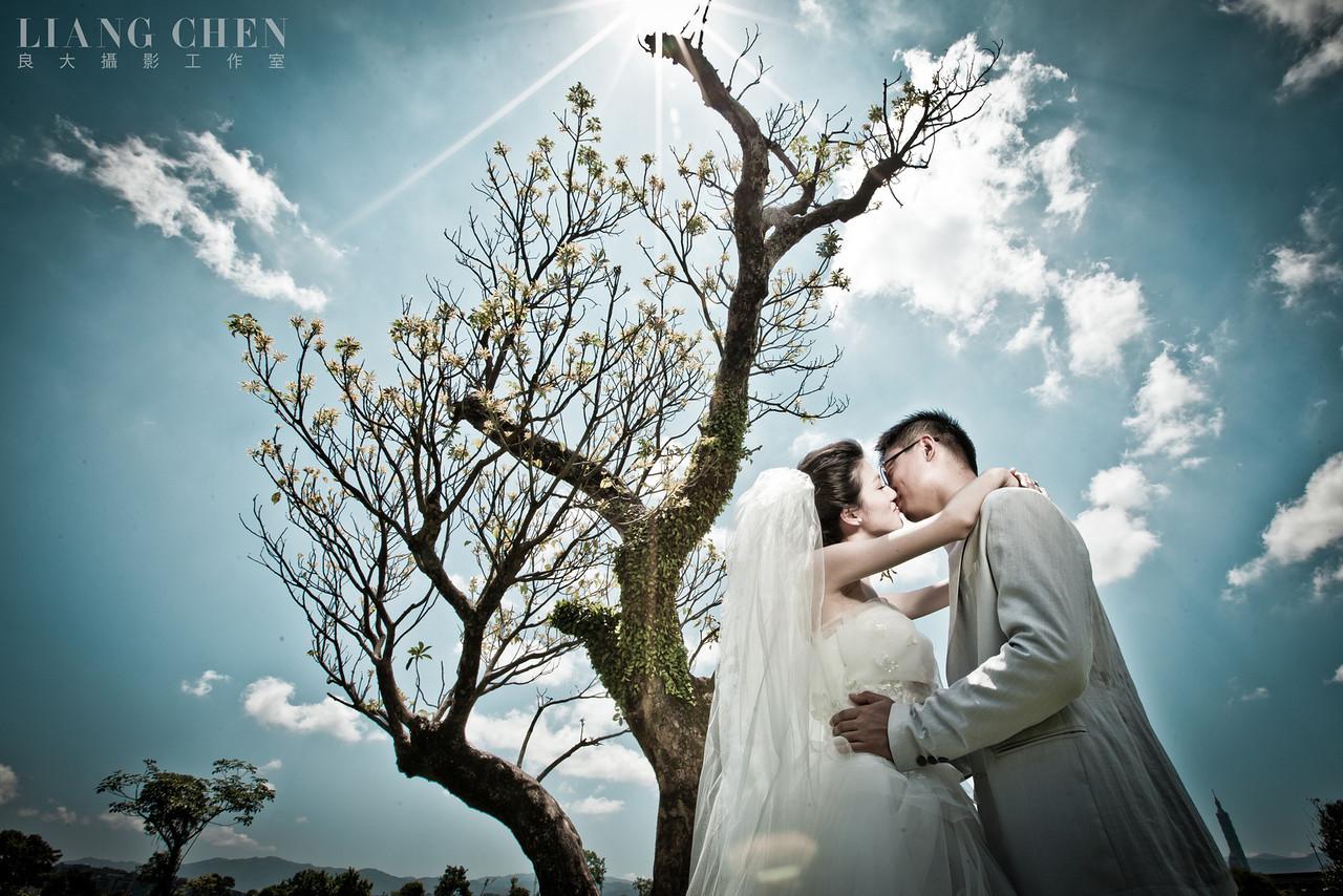 《婚紗》Aaron&Chang / 大佳河濱公園、19號咖啡館
