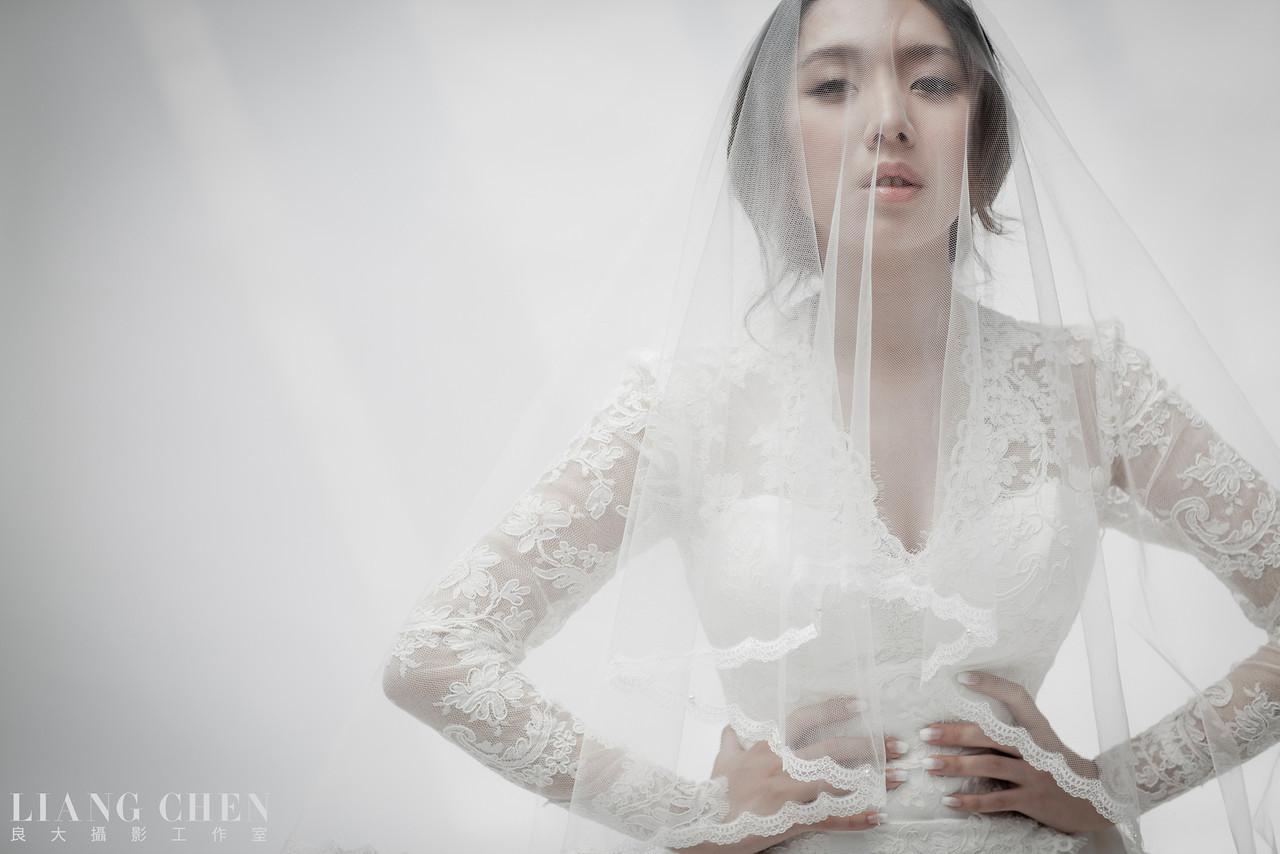 《婚紗》千瑜&金胖 / 棚內
