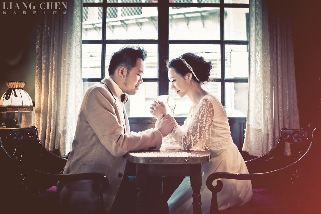 《婚紗》Victor&Karin / 秘氏咖啡館