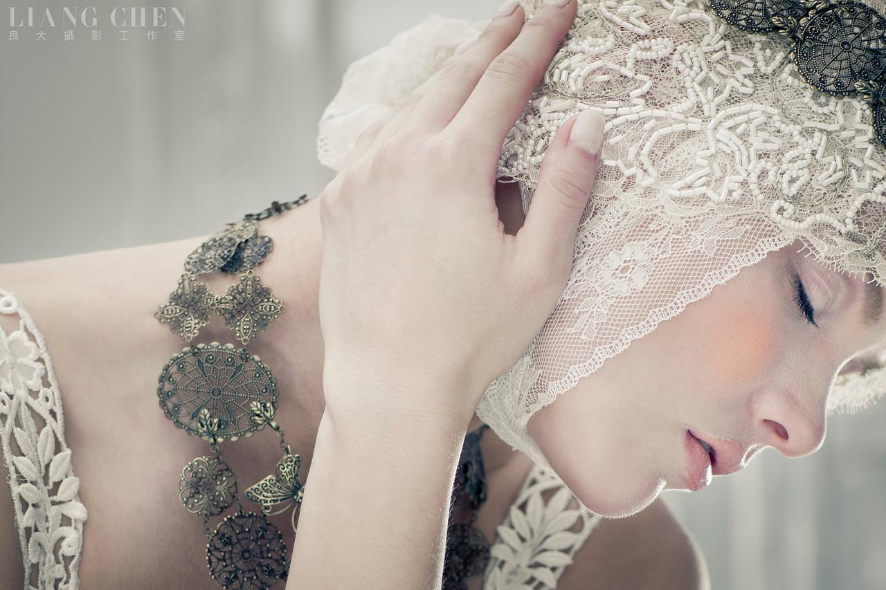《創作婚紗》Gosia / 新娘物語雜誌