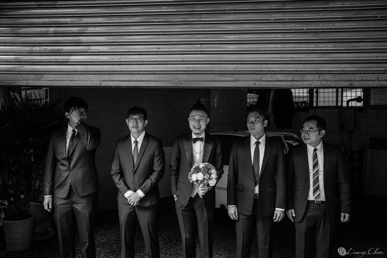 《婚攝》閎仁&玟如/君品酒店