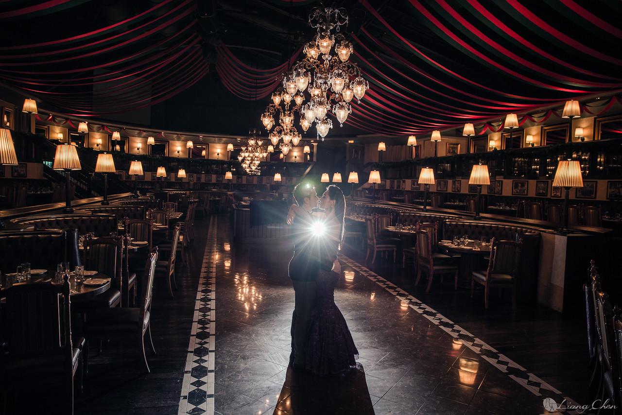 《婚紗》Terrie/金色三麥、秘氏咖啡館