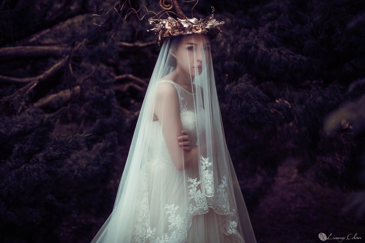 《婚紗》 龔爰 & Yaya / 陽明山、淡水莊園