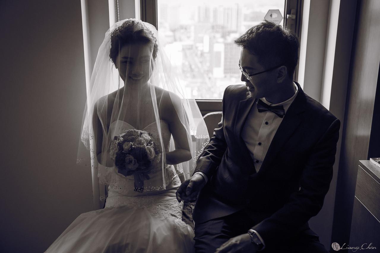 《婚攝》斾萱 & 智聖 / 新竹 國賓大飯店