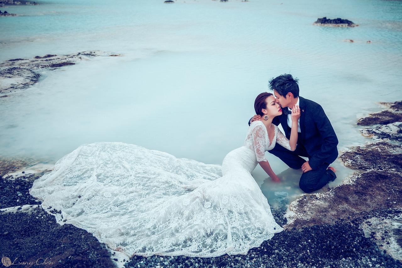 《海外婚紗》Vanessa & Kang / 冰島