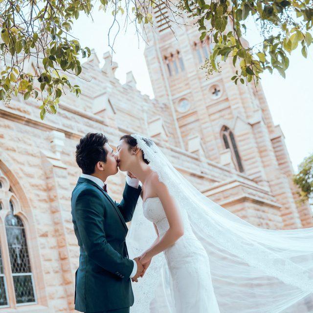 《海外婚紗》Lilian & David / 澳洲 黃金海岸、布里斯本