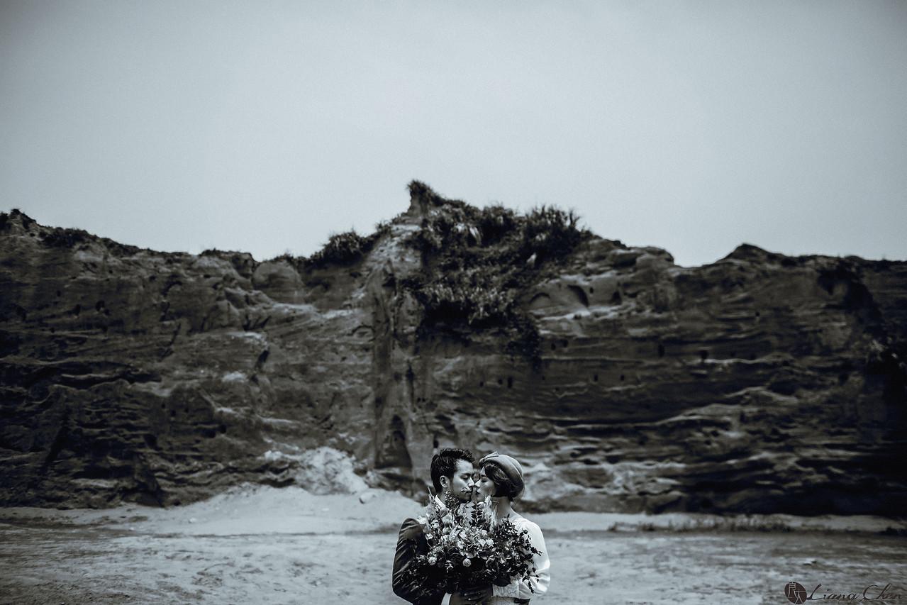 《婚紗》凱詩 & SHO / 水牛坑、陽明山