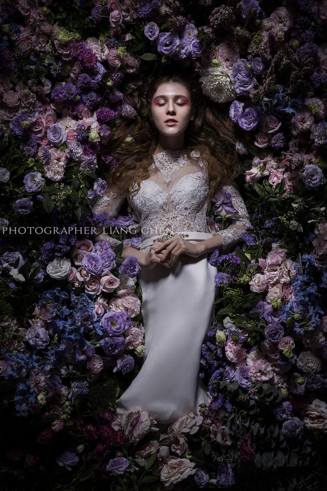 《廣告形象》樂林婚紗創作 / 概念式影像創作