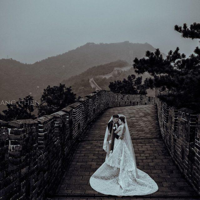 《婚紗》飛飛 & 99 / 北京婚紗、萬里長城、頤和園